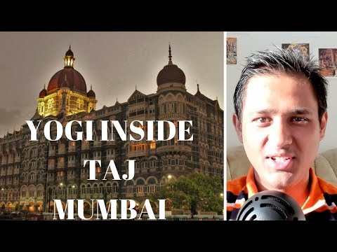 How to be a yogi inside Taj Hotel, Mumbai - Spirituality for teenagers - 6