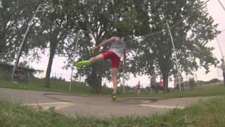 2014 Ottawa Twilight #3 - Patrick Arbour 47.03m Discus
