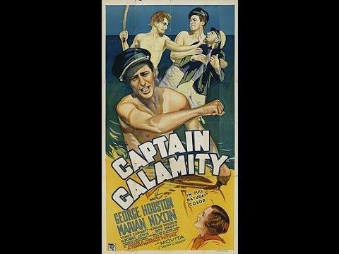 Captain Calamity -  adventure film