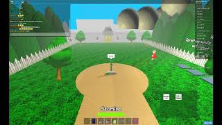 How to get destroy the game badge | Roblox Baldi's Basics 3D Morph RP