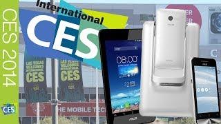 CES 2014 - Asus PadFone Mini   Vorstellungsvideo & Specs   kurz (Deutsch