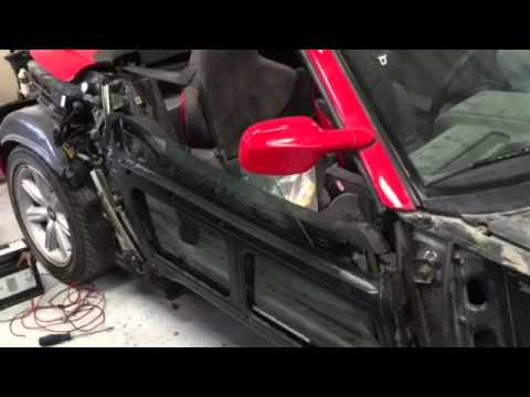 Bmw Z1 Door Fixed Youtube