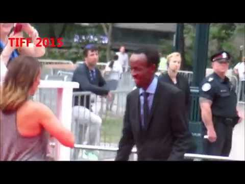 Download Youtube: EYE IN THE SKY  -  Barkhad Abdi  - TIFF 2015 - Red Carpet