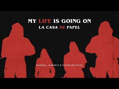 Popular Videos - My Life Is Going On / La Casa de Papel (Alok, JetLag Music, HOT-Q e WADD Remix)