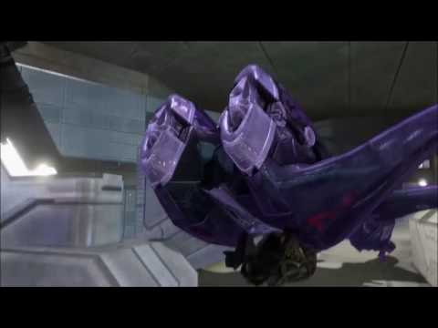Halo 3 - What Happens If You Destroy The Arbiter's Banshee On The Ark?