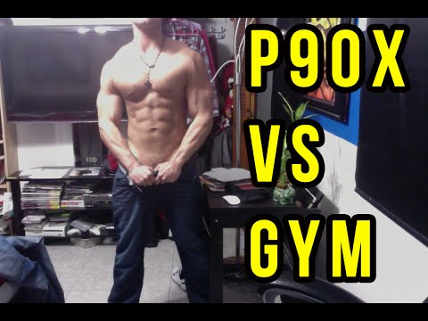 P90X vs The Gym – WHICH IS BETTER?