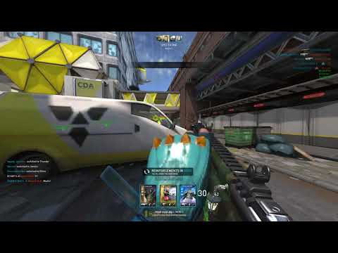 Dirty Bomb Full Match - Rambo Thunder (Stopwatch Bridge Gameplay)
