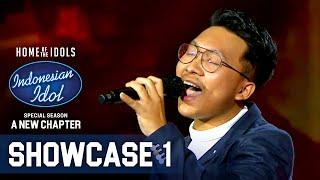 KELVIN - KARENA KU CINTA KAU (BCL) - SHOWCASE 1 - Indonesian Idol 2021