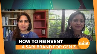 How to reinvent a sari brand for Gen Z