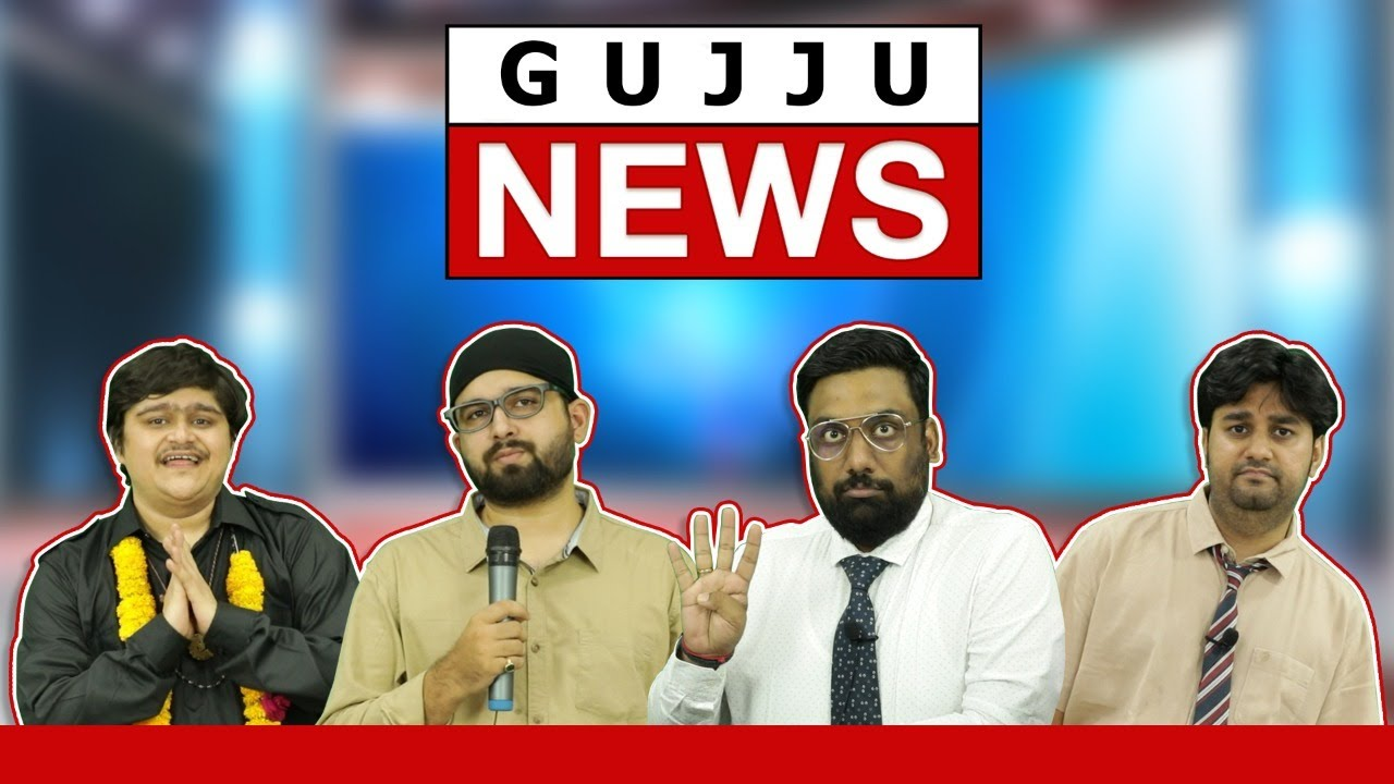 GUJJU NEWS | The Comedy Factory