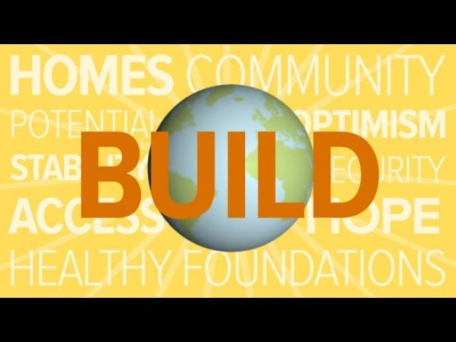 Habitat. We Build.