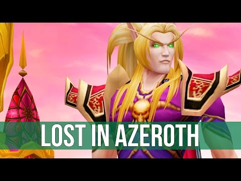 World of Warcraft: Lost in Azeroth - Ep. 6! (Warcraft Playthrough)