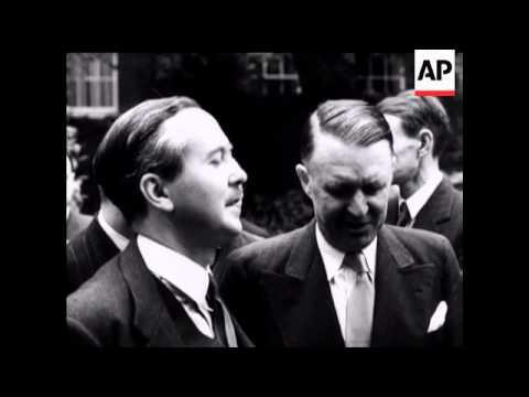 COMPILATION ON MR. HAROLD WILSON - LEADER OF THE LABOUR PARTY  - SOUND