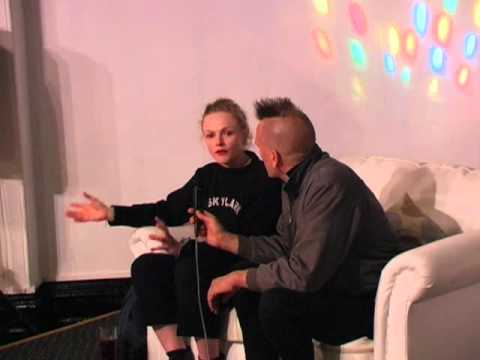 "Kino Features Q&A for ""Edge"" John Robb Interviews Maxine Peake"