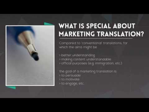 Useful Tips For Your Marketing Translation Project