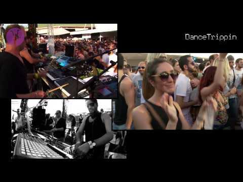 Tiefschwarz ft. Khan (Live) | Watergate Showcase @ Fact Music Pool Series DJ Set | DanceTrippin