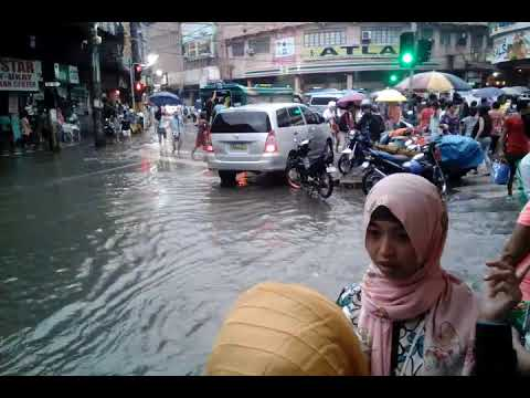 Flash Flood in Colon Street, Cebu City (September 21, 2017)