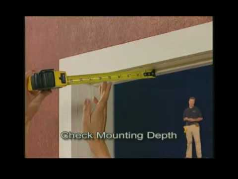 measuring for inside mounted blinds