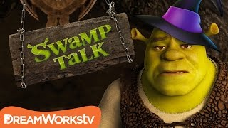 Which Witch's 'Wich is Which | SWAMP TALK WITH SHREK AND DONKEY