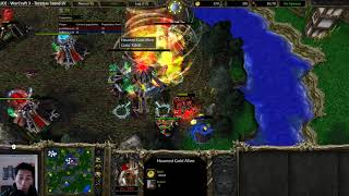 ShaDai (UD) vs Infi (HU) - Highly Recommend - Dreadlord vs Bloodmage!? - WC2342
