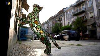 Витражные скульптуры из морского стекла от Екатерины Шелыгиной | Мастер дела