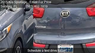 2015 Kia Sportage LX 4dr SUV for sale in Sebring, FL 33870 a