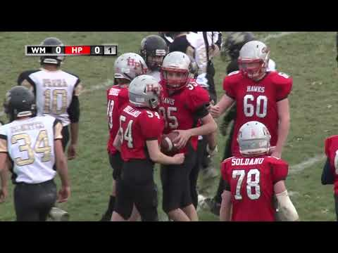 2017 North Jersey Youth Football League Finals Midget Division West Milford Vs High Point