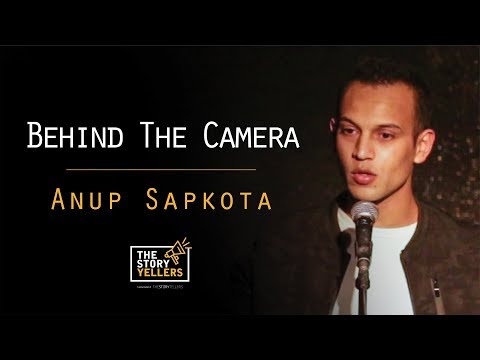 The StoryYellers: Behind the camera - Mr Anup Sapkota(Nepal Reacts).