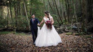 Carlie & Gerardo | Holly River State Park