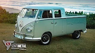 Splitty Vibes - 1959 VW Crew Cab | SentiMETAL Ep.8