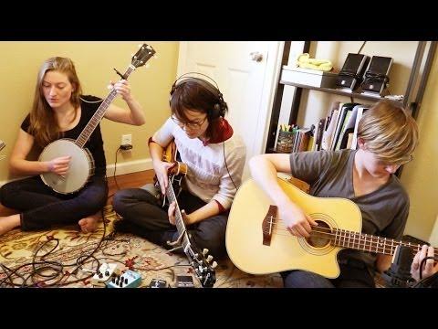 Neko Case- Deep Red Bells (Cover by Lauren O'Connell, Olivia Lee & Lauren Grubb)