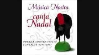FUM FUM FUM MUSICA NOSTRA CANTA NADAL