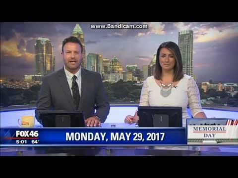 """WJZY Fox 46 """"Good Day Charlotte"""" at 5am open May 29, 2017"""
