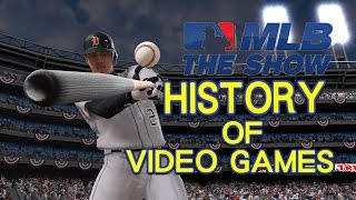 History of MLB/MLB: The Show (1997-2017) - Video Game History