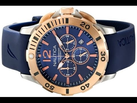 nautica men s nad19506g bfd 101 dive style chrono blue watch new nautica men s nad19506g bfd 101 dive style chrono blue watch new arrival