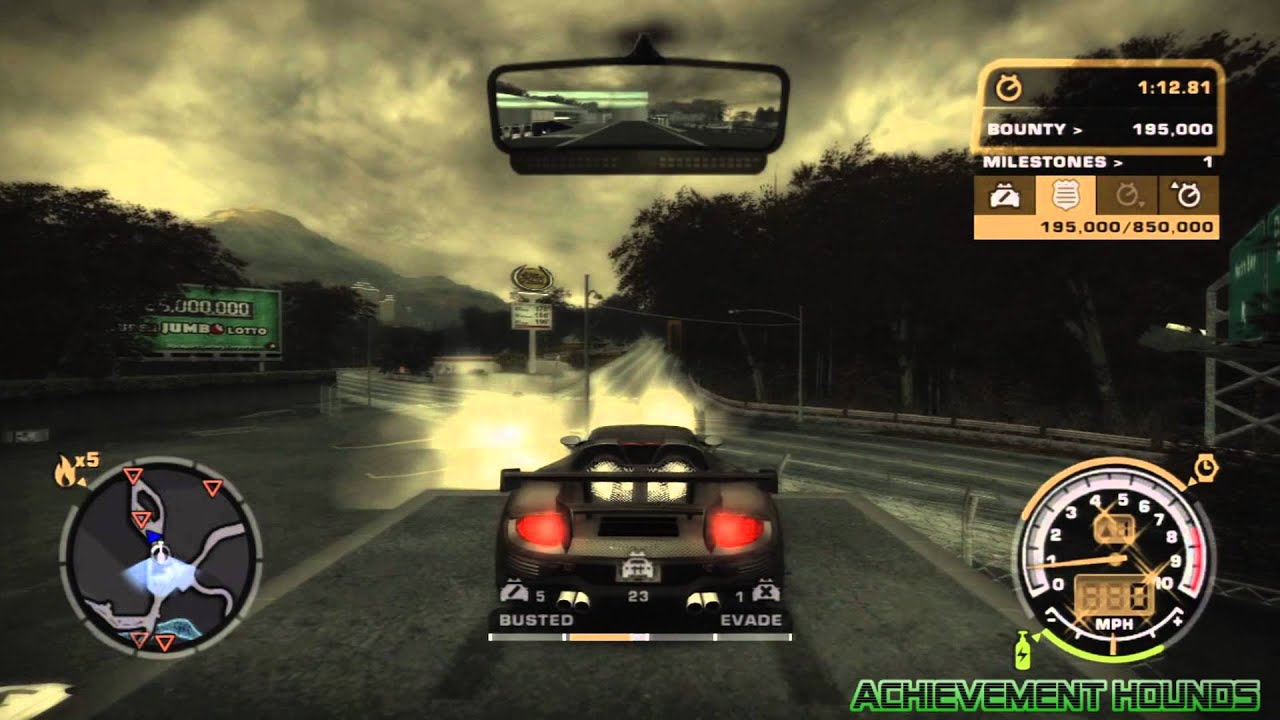 Need For Speed Most Wanted Mac Cheats