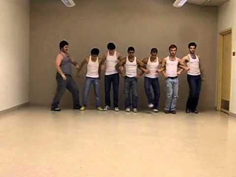 Mask & Wig Karaoke Dance Contest