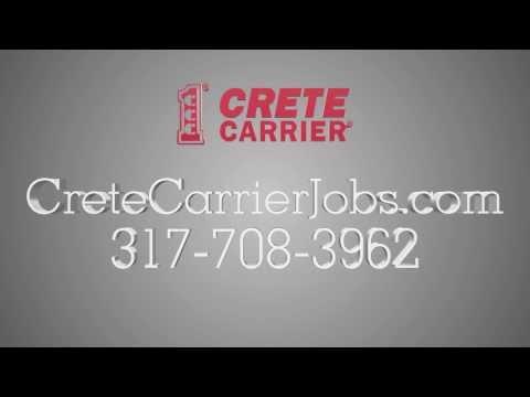 Indiana Truck Driving Jobs | 317-708-3962 | Crete Carrier