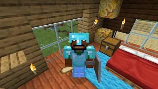 Dziennik z Minecraft (PL) Budowa Dworca - Sezon 3 Dzień 53