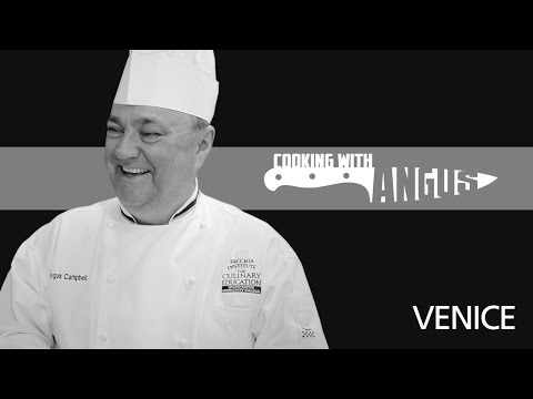 Cooking With Angus: Venice (S01E01)