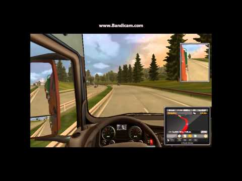 Duncan Currie Plays Euro Truck simulator 2 part 3