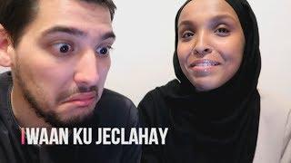 TEACHING MY HUSBAND SOMALI! THE LANGUAGE CHALLENGE