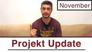 Projekt Update | Vogelperspektive über das Unternehmen | November 2018