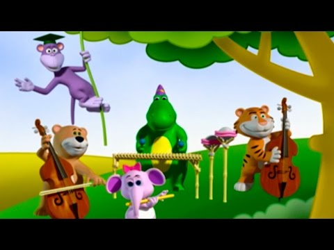 Baby Genius Song Sing Along | Nursery Rhymes   Kids Songs | From Baby Genius