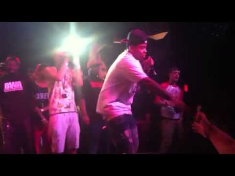 Kevin Gates performs