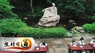 《生财有道》 20190703 文旅经济看中国 书记说文旅——东坡故里 以文塑旅| CCTV财经