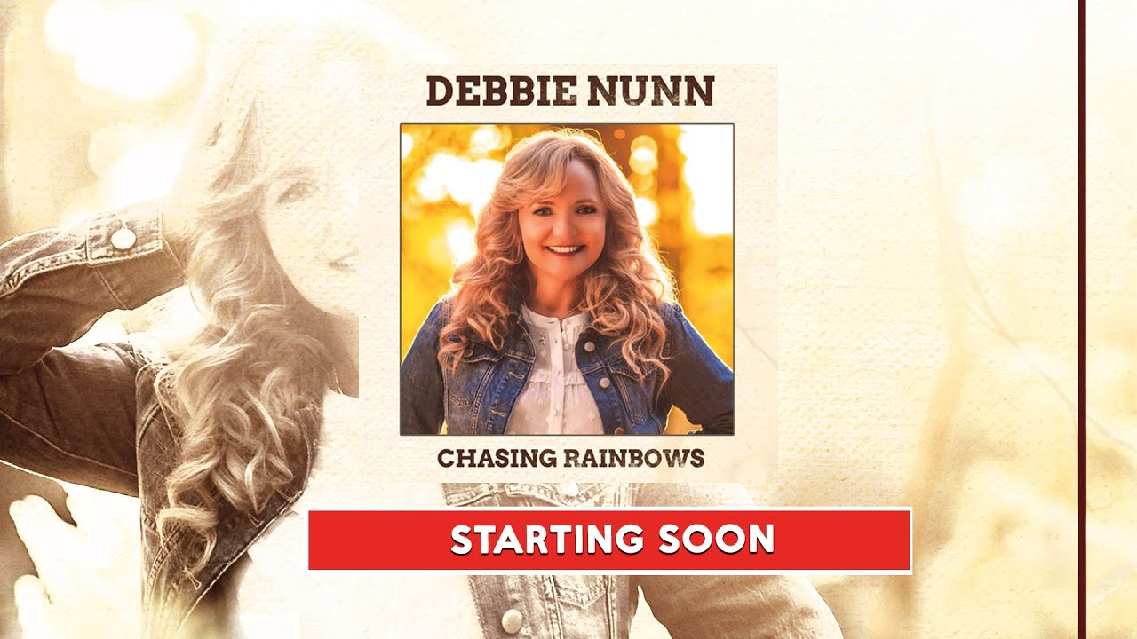 Debbie Nunn - UK Country Music - Chasing Rainbows Listening Party