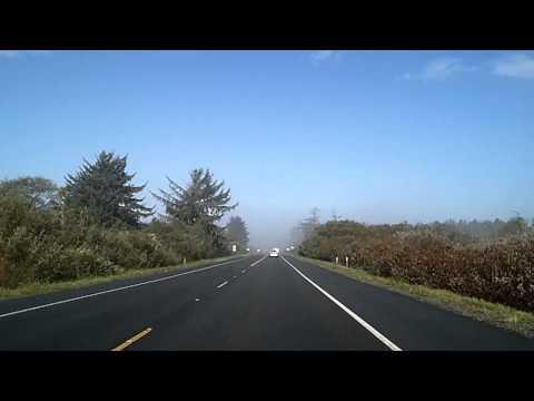 US 101 Northern California Coast: Del Norte Redwoods, Crescent City