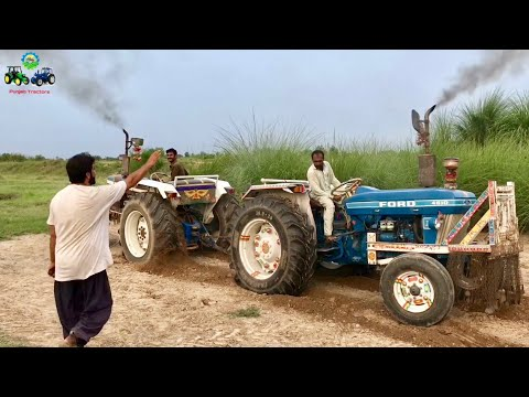 Tractor Tochan Ford 4610 vs Ford 4610 Power Competition Punjab Tractors 💪🏻💪🏻