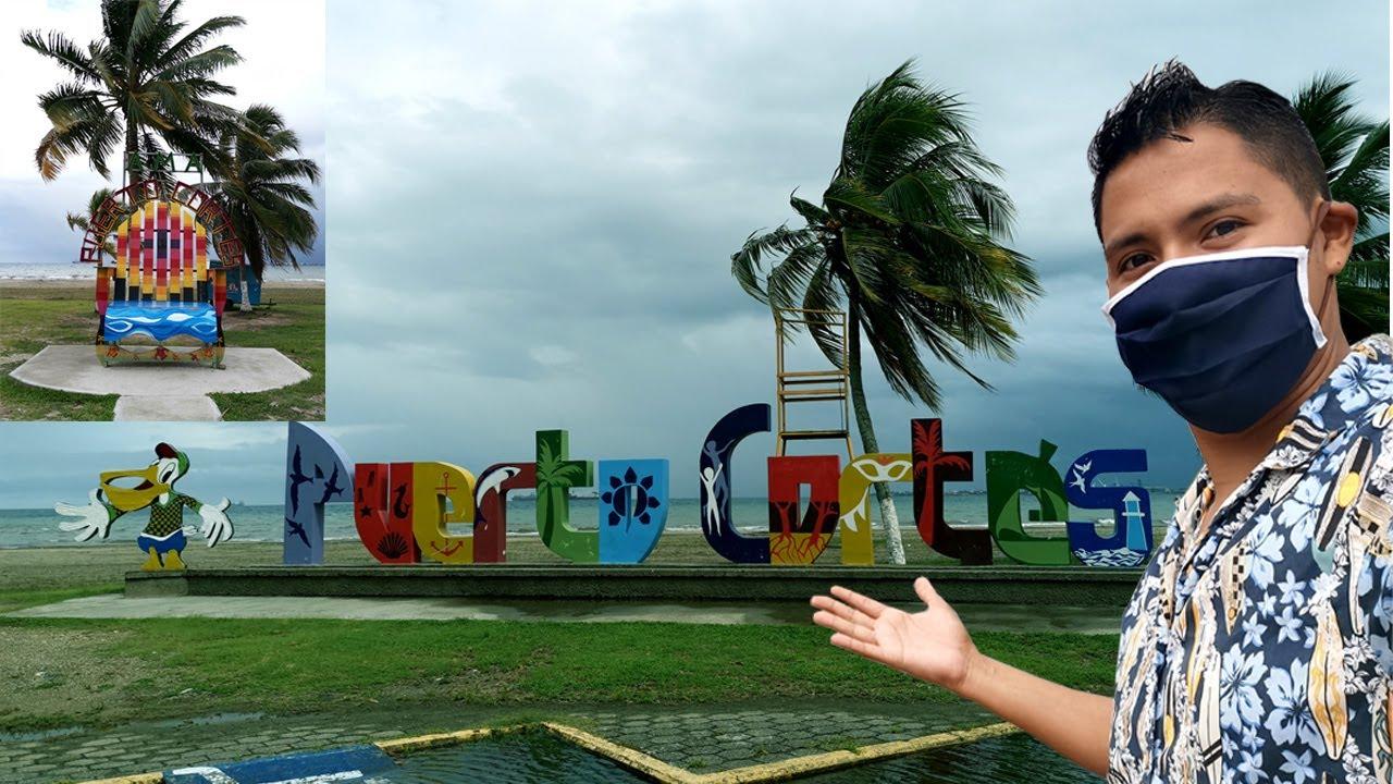 En la Playa y Arena en Cuarentena | Puerto Cortes , HONDURAS TIPS